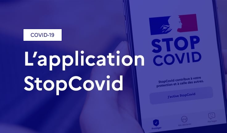STOPCOVID: une application pour stopper ensemble l'épidémie